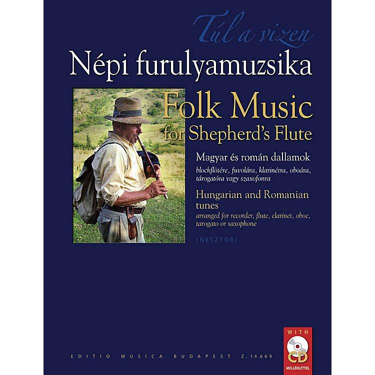 Editio Musica BudapestFolk Music for Shepherd's Flute EMB Series