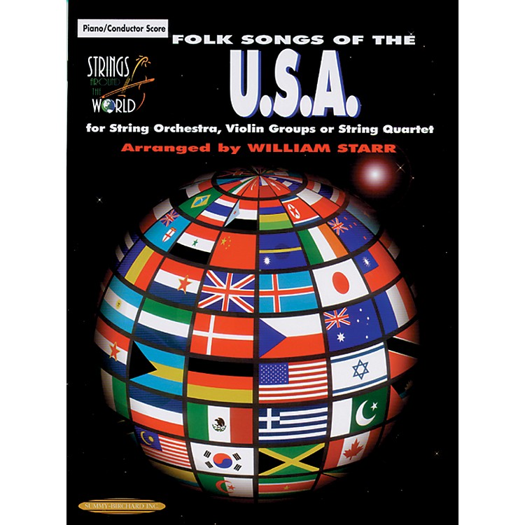 AlfredFolk Songs of the USA (Book)