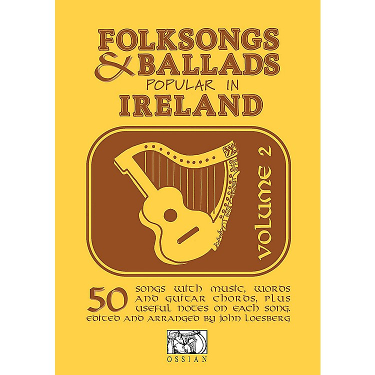 Music SalesFolksongs & Ballads Popular in Ireland (Volume 2) Music Sales America Series Softcover