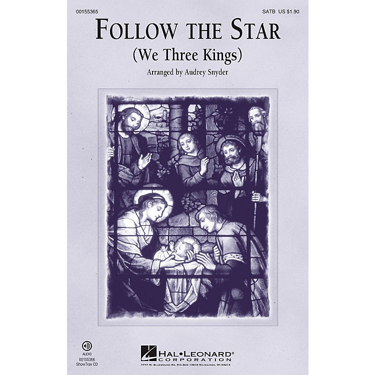 Hal LeonardFollow the Star ShowTrax CD Arranged by Audrey Snyder