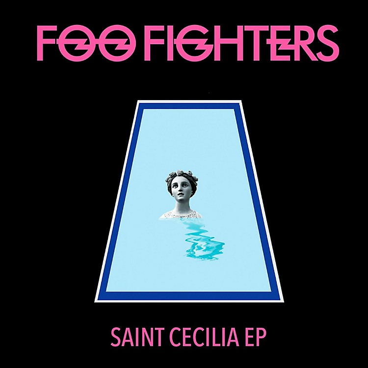Sony Foo Fighters - Saint Cecilia LP