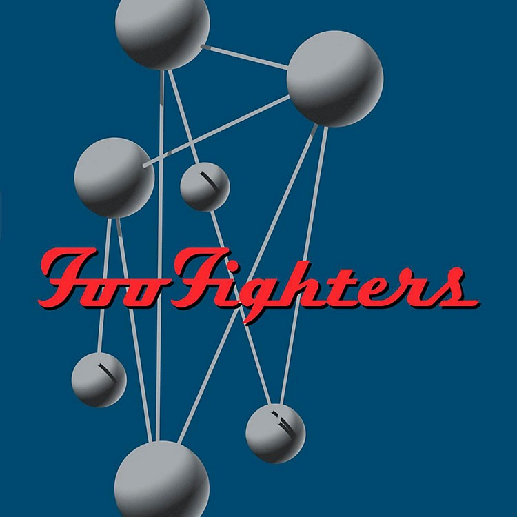 SonyFoo Fighters - The Colour And The Shape