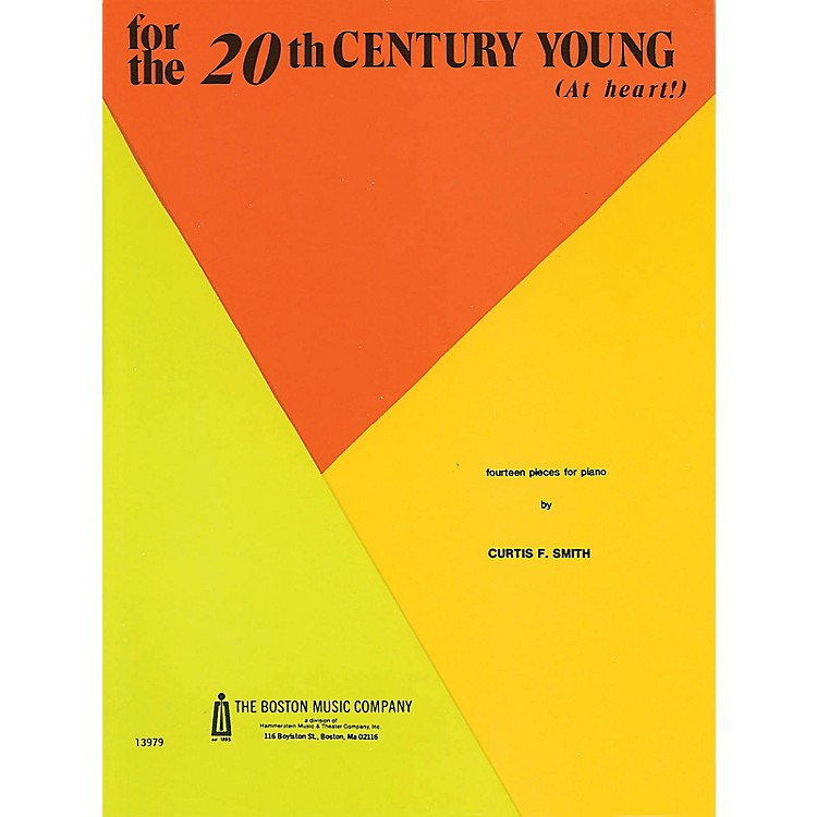 Music SalesFor the 20th Century Young at Heart! Music Sales America Series