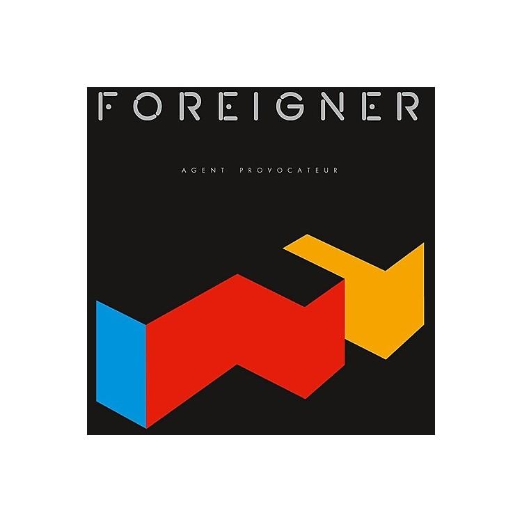 AllianceForeigner - Agent Provocateur