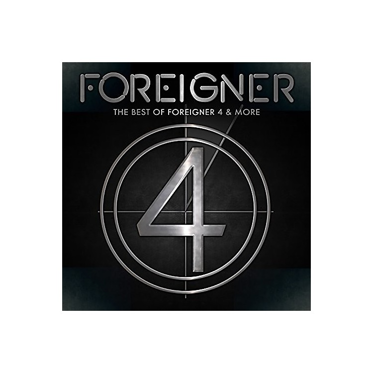 AllianceForeigner - The Best Of 4 And More