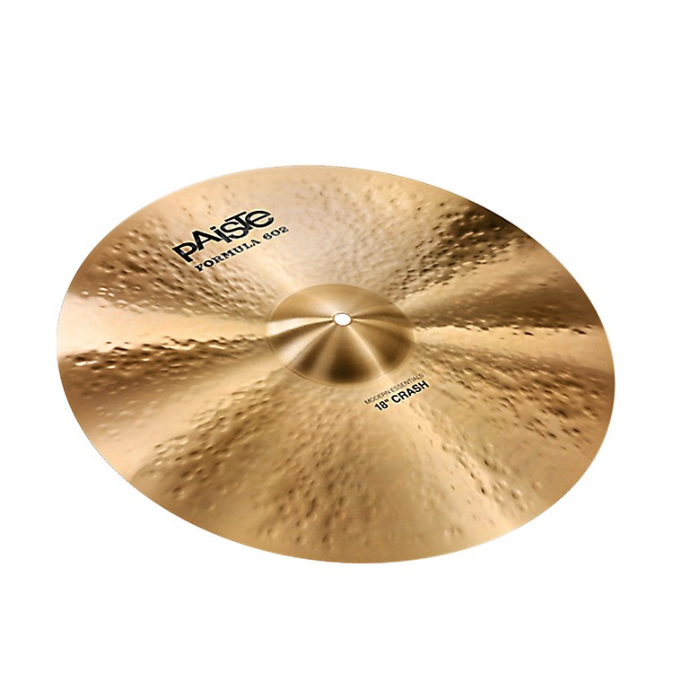 Paiste Formula 602 Modern Essentials Crash 20 in.