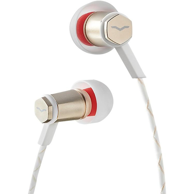 V-MODAForza Metallo In-Ear Headphones (IOS)Rose Gold