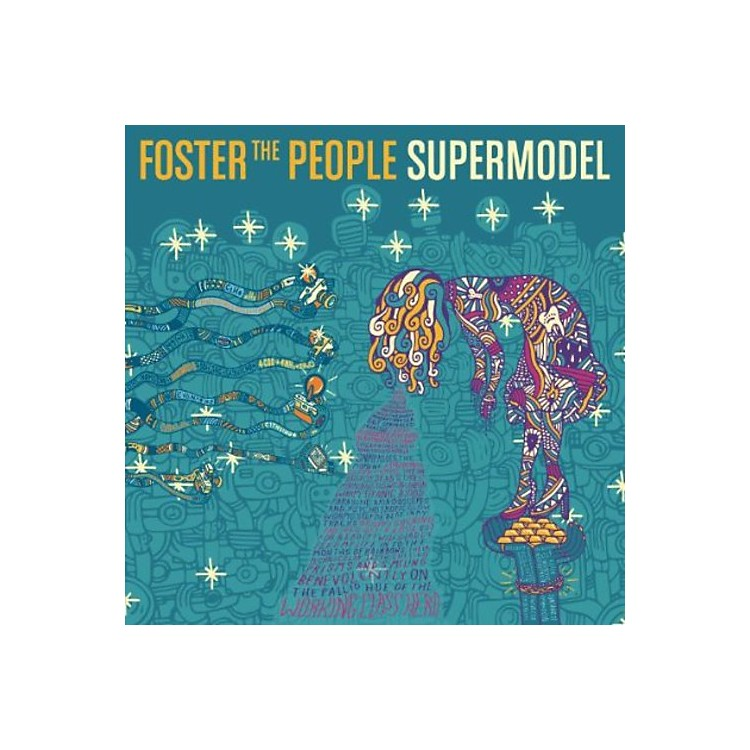 Alliance Foster the People - Supermodel