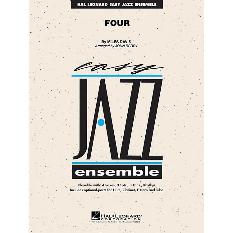 Hal LeonardFour Jazz Band Level 2 Arranged by John Berry