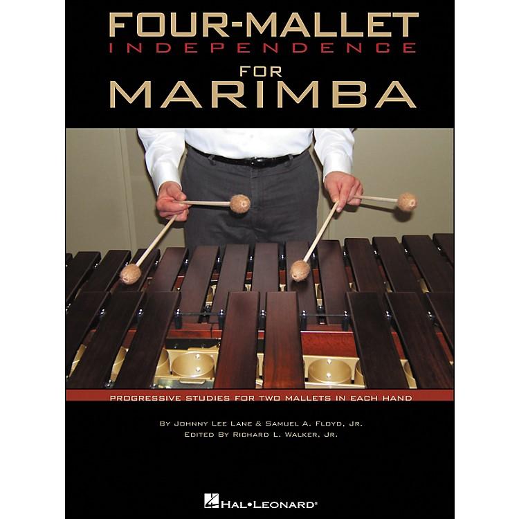 Hal LeonardFour Mallet Independence for Marimba