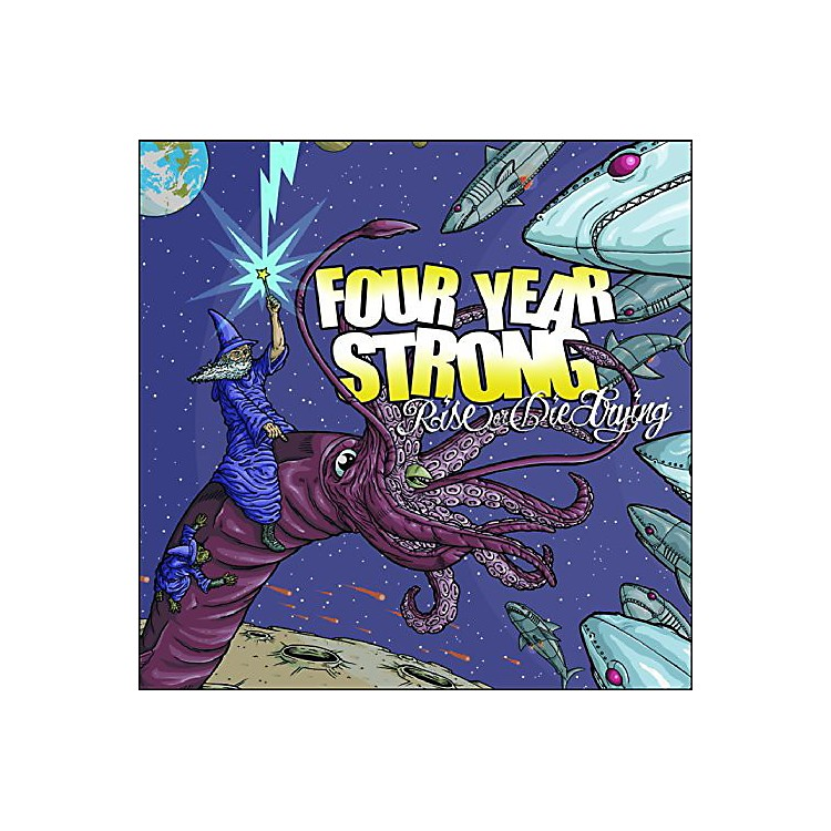 AllianceFour Year Strong - Rise or Die Trying