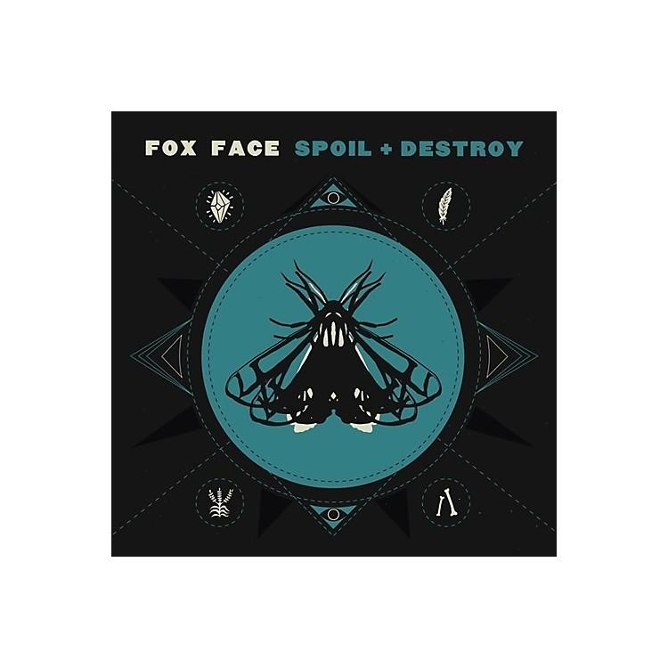 AllianceFox Face - Spoil + Destroy