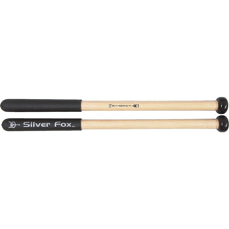SilverFox FoxStix Multi Tom Mallets