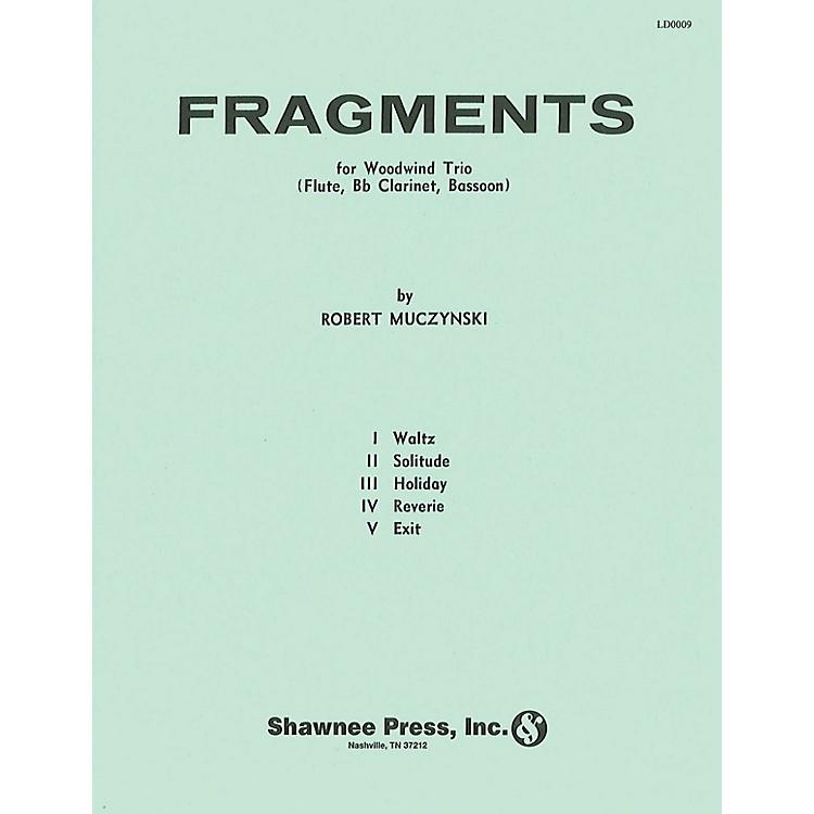 Hal LeonardFragments Flute/Clarinet/Bassoon