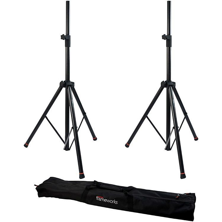 Gator Frameworks GFW-SPK-3000 (Pair) with Carry Bag