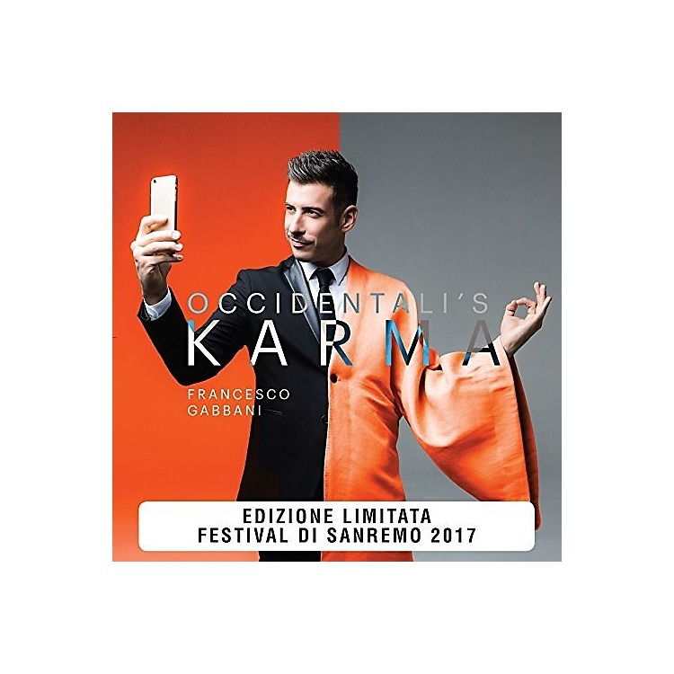 Alliance Francesco Gabbani - Occidentali's Karma