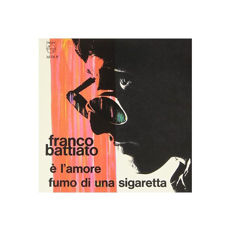 AllianceFranco Battiato - E' L'amore / Fumo Di Una Sigaretta