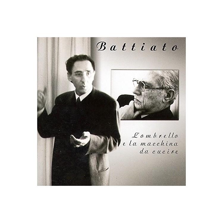 AllianceFranco Battiato - L'Ombrello E La Macchina Da Cucire