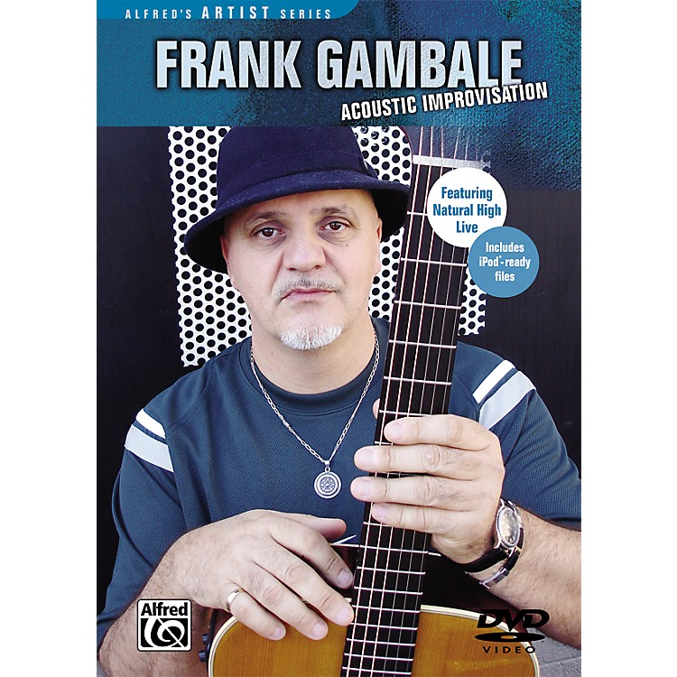AlfredFrank Gambale: Acoustic Improvisation DVD