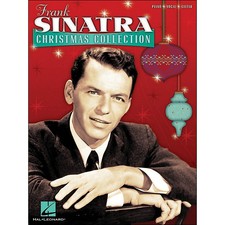 Hal Leonard Frank Sinatra Christmas Collection arranged for piano, vocal, and guitar (P/V/G)