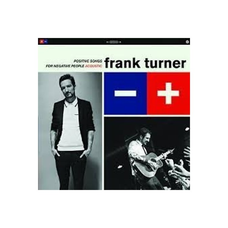 Alliance Frank Turner - Postive Songs for Negative People
