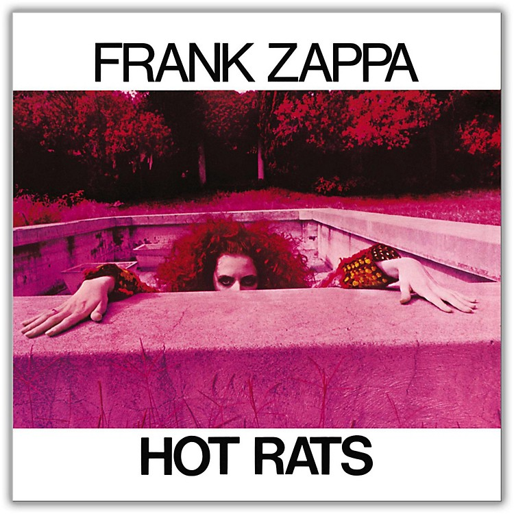 Universal Music Group Frank Zappa - Hot Rats