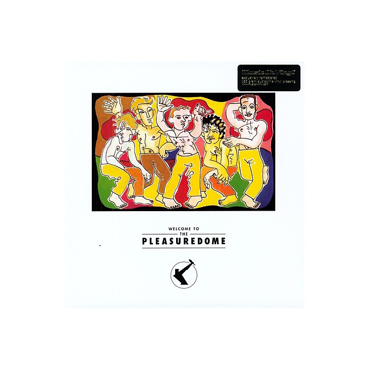 Alliance Frankie Goes to Hollywood - Welcome to the Pleasuredome