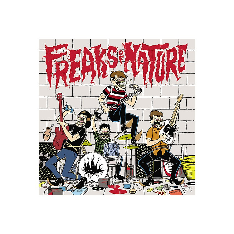 Alliance Freaks of Nature - Freaks Of Nature