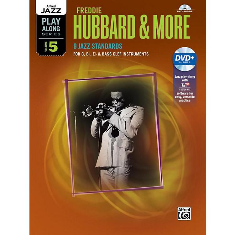 AlfredFreddie Hubbard & More - C, B-Flat, E-Flat & Bass Clef Book & CD