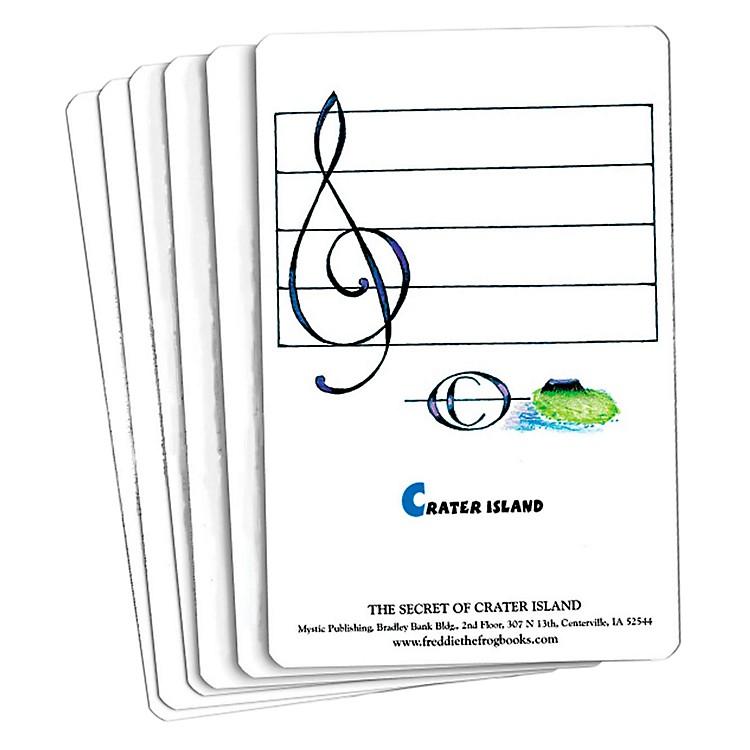 Hal LeonardFreddie The Frog And The Secret Of Crater Island Flash Card Set