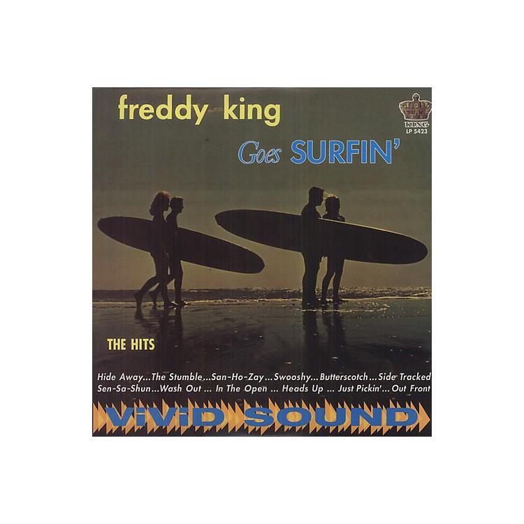 AllianceFreddy King - Goes Surfin'
