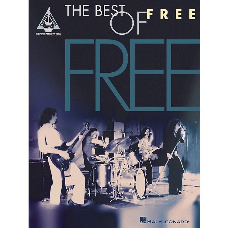 Hal LeonardFree - Best Of Guitar Tab Songbook