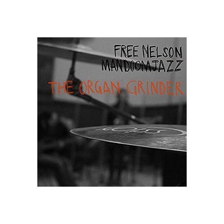 AllianceFree Nelson Mandoomjazz - Organ Grinder