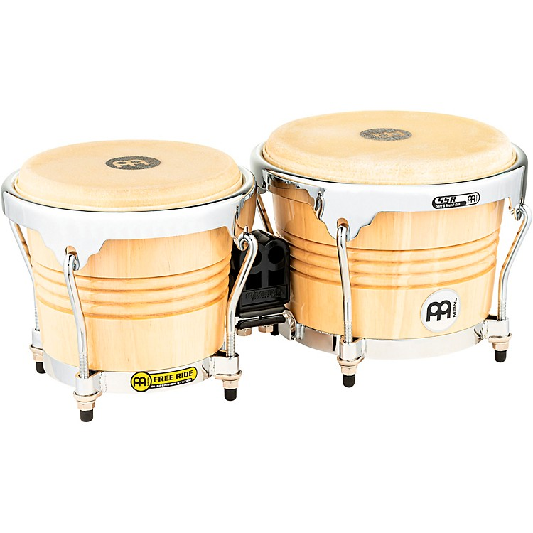 Meinl Free Ride Bongo 200 Series Natural