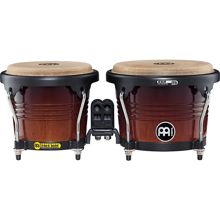 Meinl Free Ride Series Wood Bongo