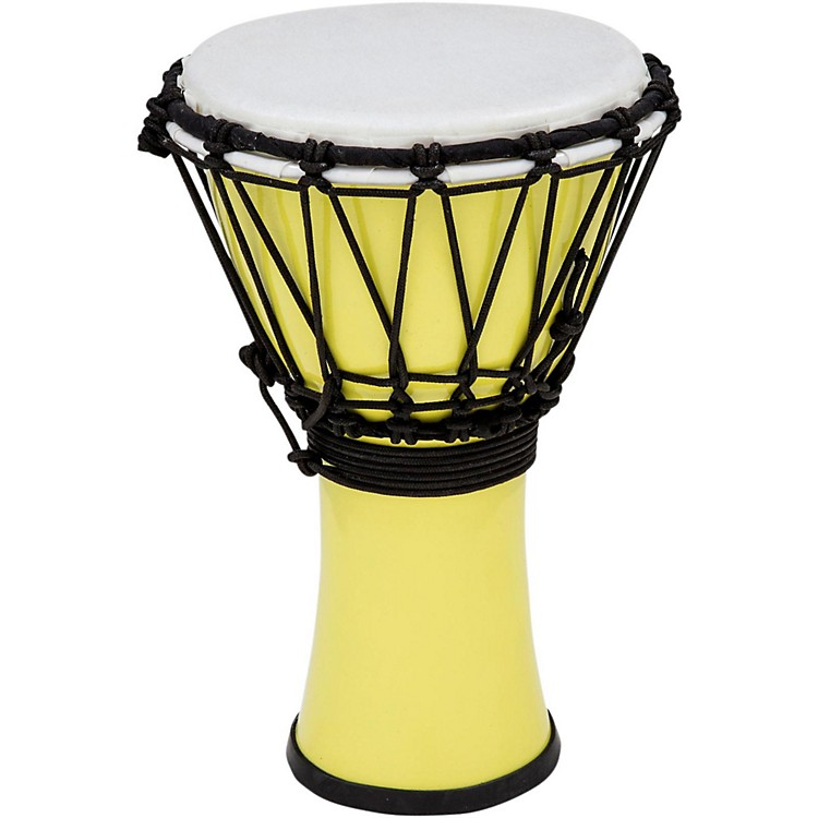 TocaFreestyle ColorSound DjembePastel Yellow7 in.
