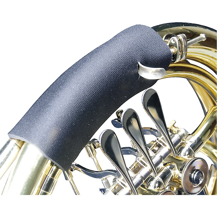 Neotech French Horn Brass Wrap Black