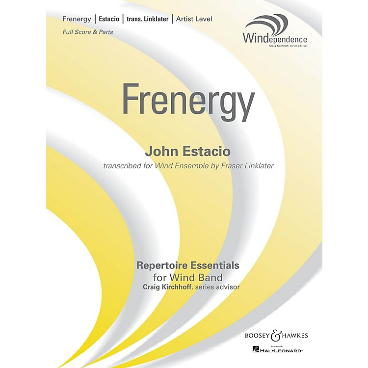 Boosey and Hawkes Frenergy Concert Band Level 5 Composed by John Estacio