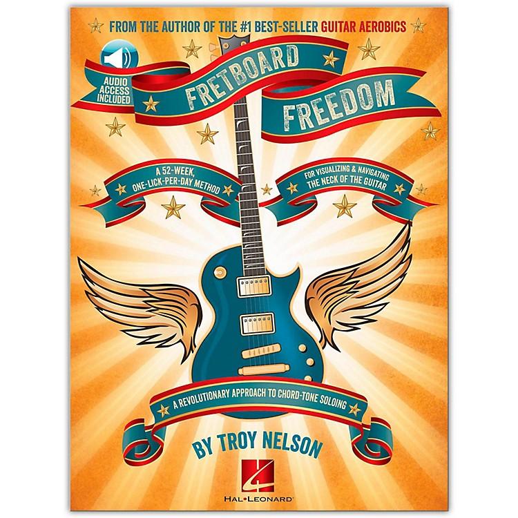 Hal LeonardFretboard Freedom (Book/Online Audio)