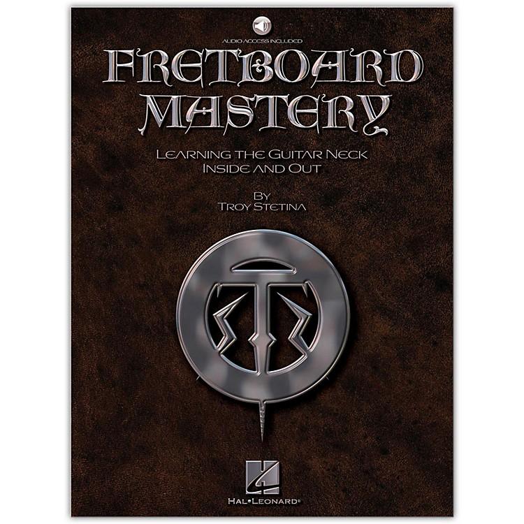 Hal LeonardFretboard Mastery Book with CD