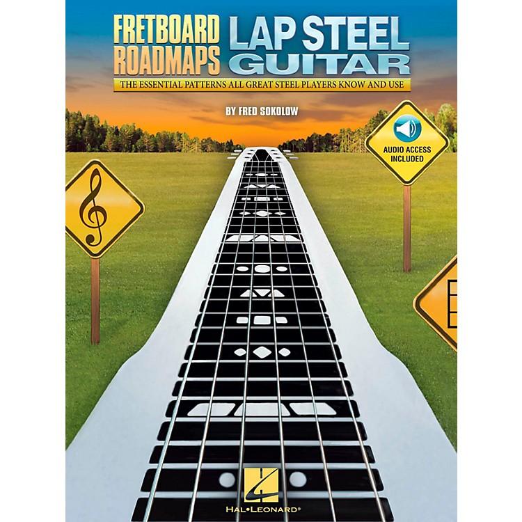Hal LeonardFretboard Roadmaps - Lap Steel Guitar (Book/Audio Online)
