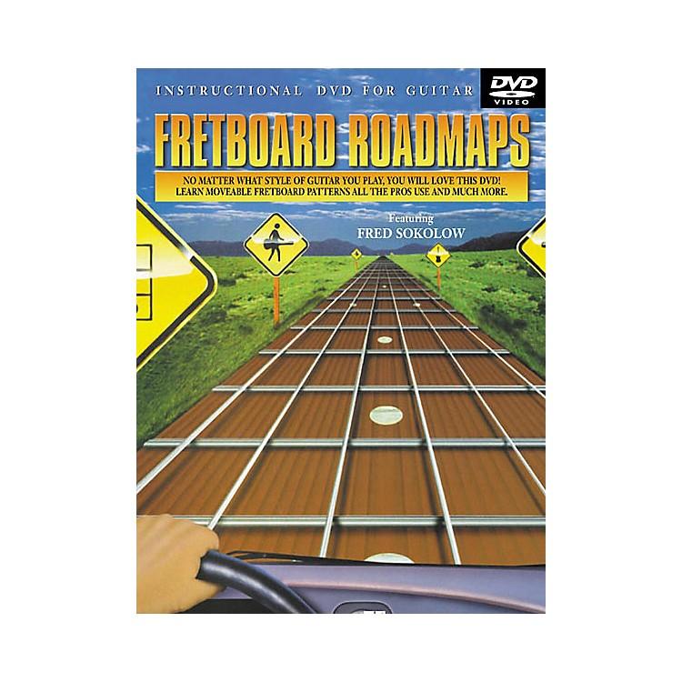 Hal LeonardFretboard Roadmaps DVD