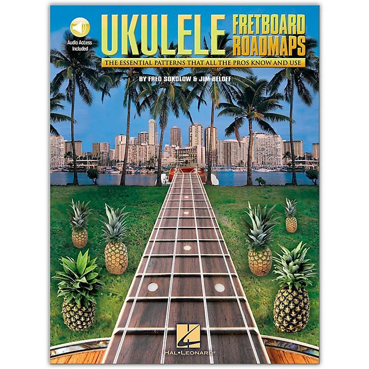 Hal LeonardFretboard Roadmaps Ukulele (Book/Online Audio)