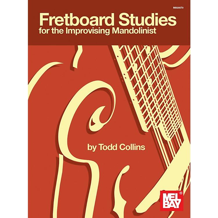 Mel BayFretboard Studies for the Improvising Mandolinist