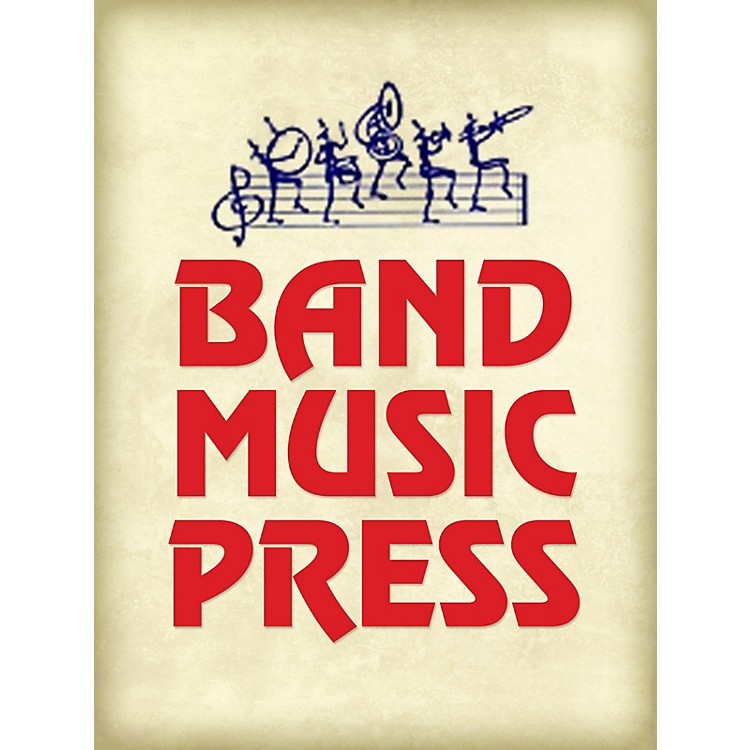 Band Music PressFrom Every Mountainside Concert Band Level 1 1/2 Arranged by Bill Park