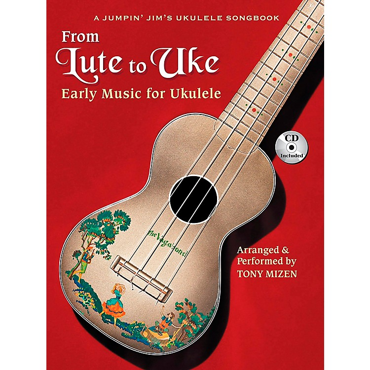 Hal LeonardFrom Lute To Uke:  Early Music For Ukulele (Book/CD Package)