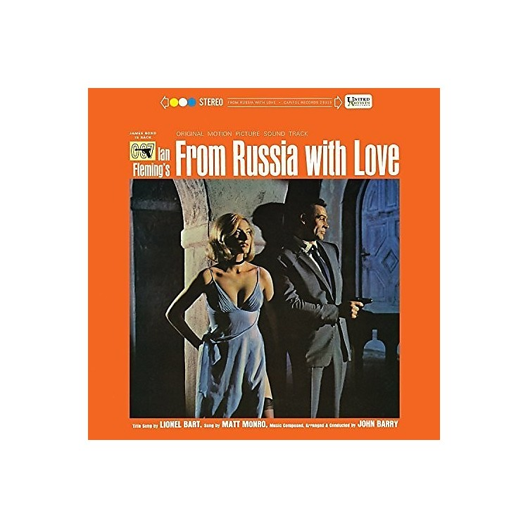 AllianceFrom Russia with Love (Original Soundtrack)