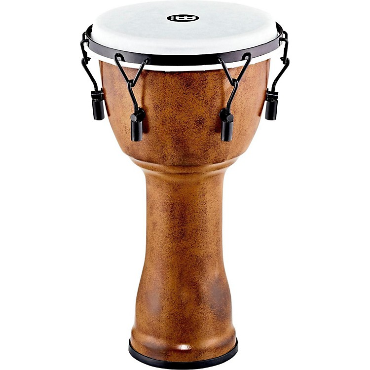 Meinl Frontier Series Mechanical Tuned Djembe 10 in. Rust