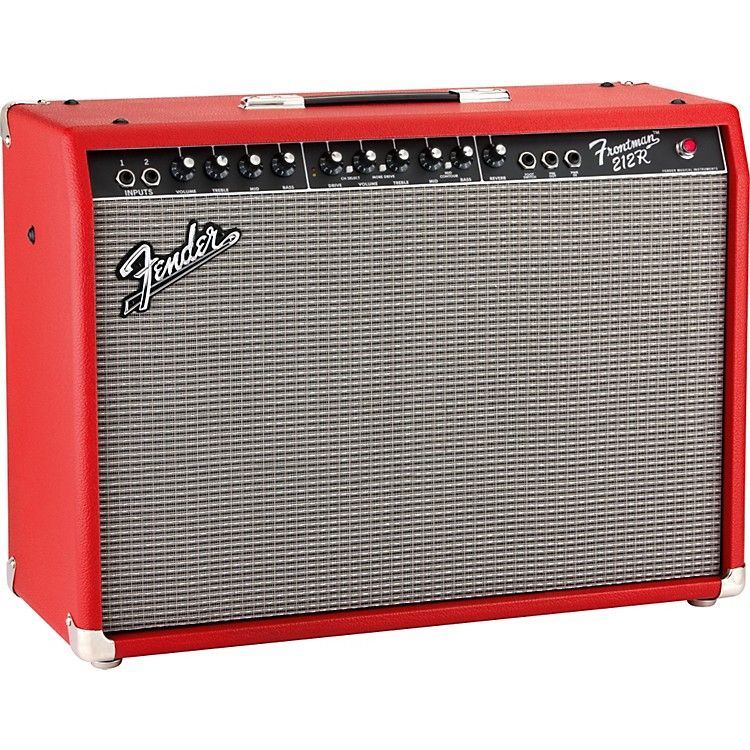 FenderFrontman 212R FSR Limited Edition Red 100W 2x12 Guitar Combo Amp