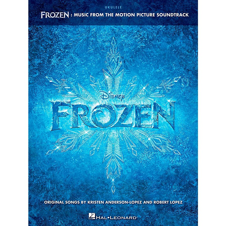 Hal Leonard Frozen - Music From The Motion Picture Soundrack for Ukulele
